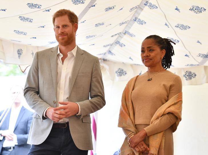 Фото №4 - Что означает появление Дории Рэгланд на королевском мероприятии вместе с Меган