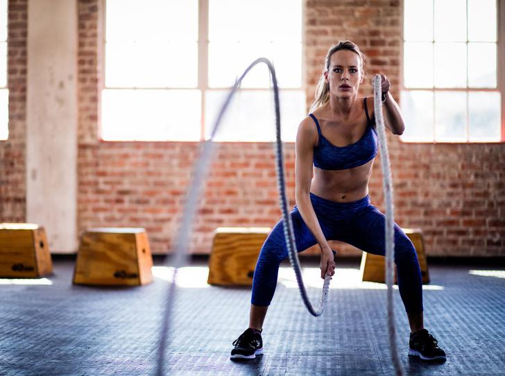 Фото №4 - Занятия в тренажерном зале: методы силовых тренировок и программа для начинающих