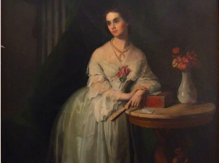 Фото №2 - Черная роза Тифлиса: короткое счастье и вечная печаль Нино Чавчавадзе