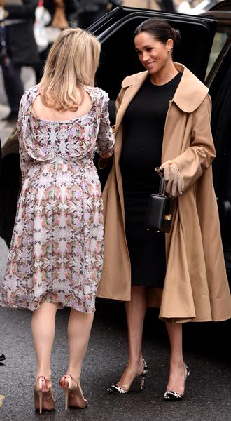 Фото №5 - Герцогиня Меган объявила патронажи (и уже вышла на работу)