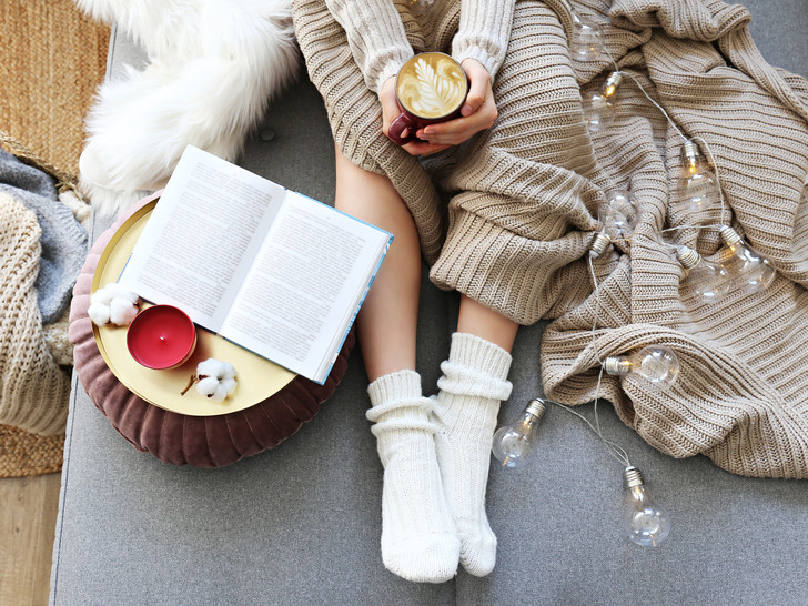 Фото №6 - 12 шагов, чтобы полностью перезагрузиться за новогодние праздники