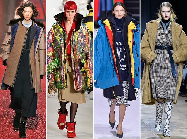 Фото №2 - 10 главных трендов осени-2018 с Недели моды в Париже