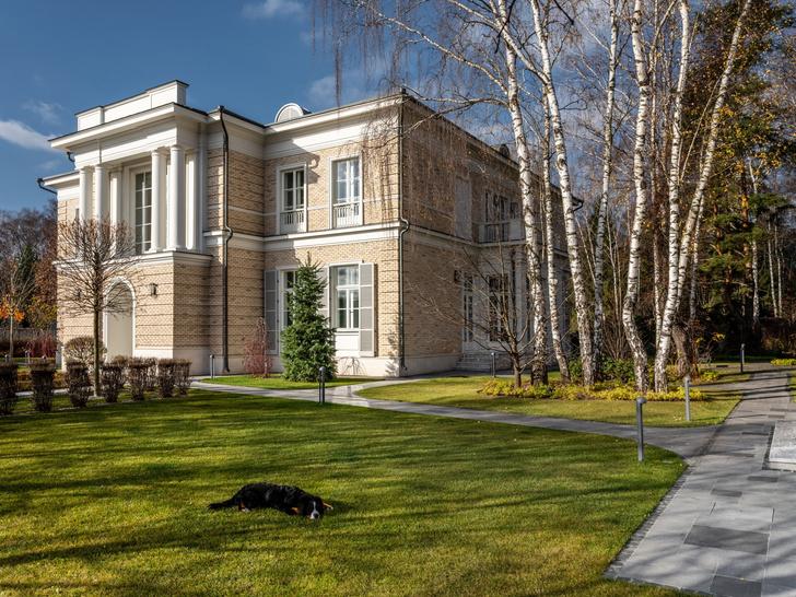 Фото №1 - Классика жанра: дом в Подмосковье 600 м²