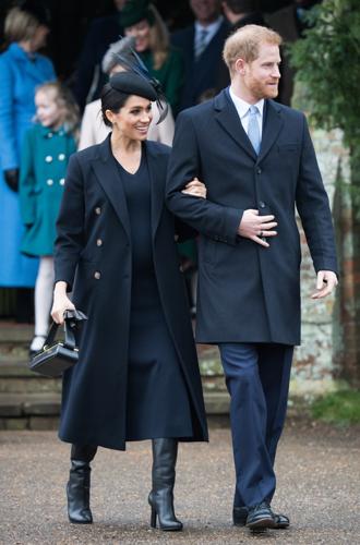 Фото №20 - Стильная беременность Меган Маркл: главные модные предпочтения герцогини