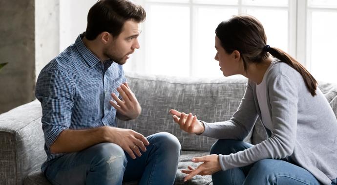 10 ошибок во время ссор: как их избегать