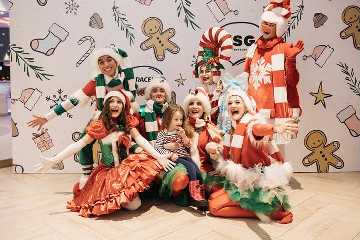 Фото №1 - 10 декабря прошла традиционная корпоративная елка Hearst Shkulev Media
