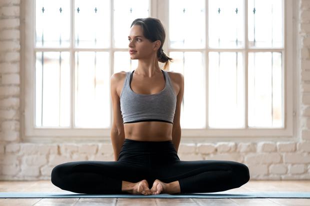 Фото №3 - Топ упражнений из йоги, укрепляющих иммунитет