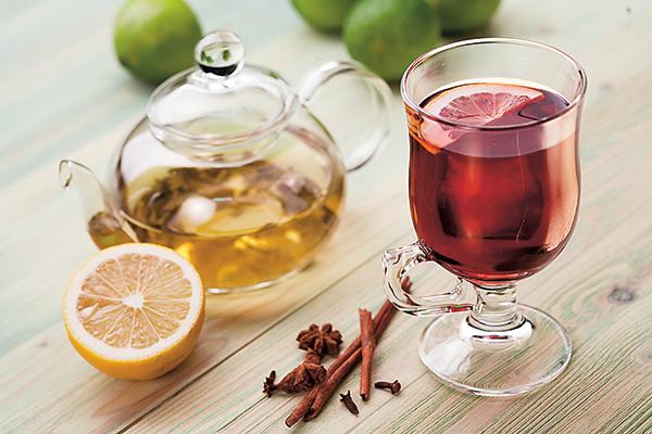 Фото №2 - Ароматный чай: четыре вкусных рецепта