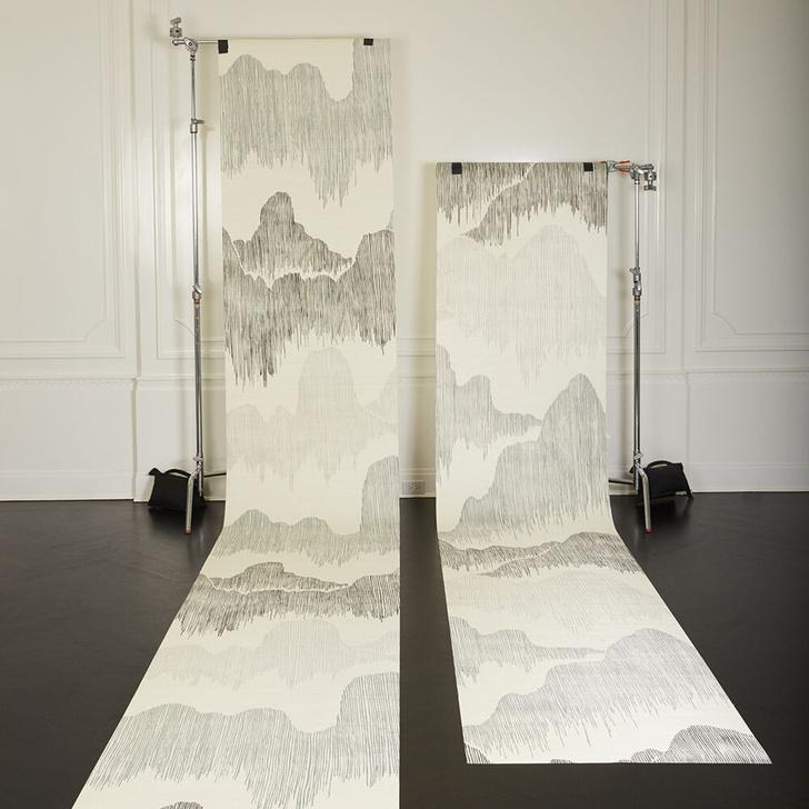 Фото №7 - Новая коллекция ткани и обоев от Келли Уэстлер