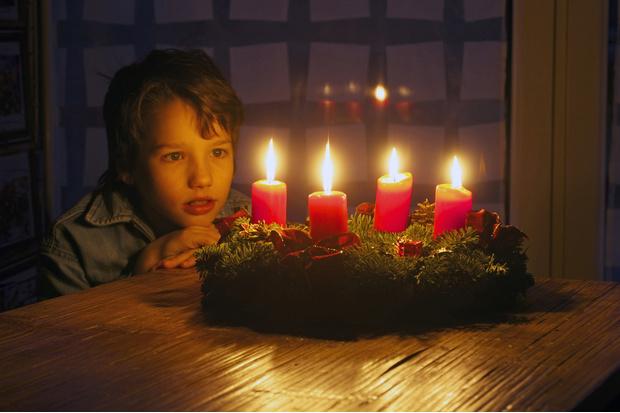 Фото №1 - Гадания в новогоднюю ночь
