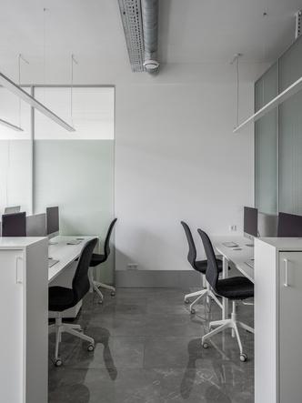 Фото №8 - Белое золото: офис в Перми