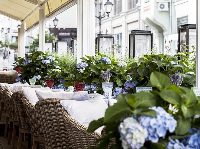 Фото №2 - 7 ресторанов Москвы с самой красивой верандой