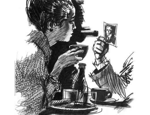 Фото №1 - В тупике. Май Шевалль и Пер Вале