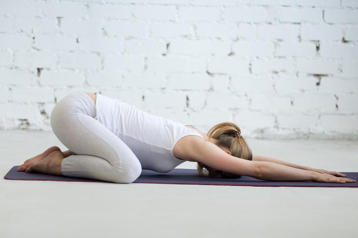 Фото №3 - Йога для беременных: позы, которые помогут облегчить роды