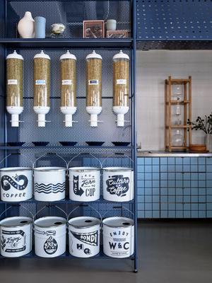 Фото №7 - Пляжное кафе Will & Co в Сиднее