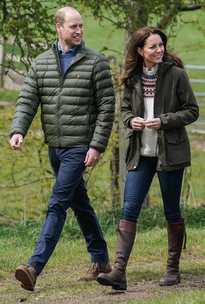 Уильям и Кейт счастливы в браке уже 10 лет