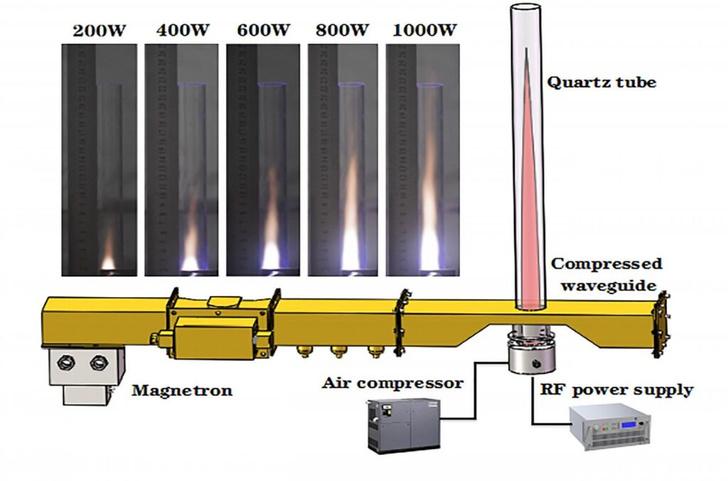 Фото №2 - Ученые из Уханя изобрели реактивный двигатель, который работает без топлива