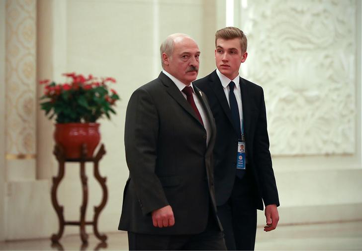 Фото №1 - Лучшие шутки из пародийного аккаунта «сына Лукашенко» о ситуации в Белоруссии