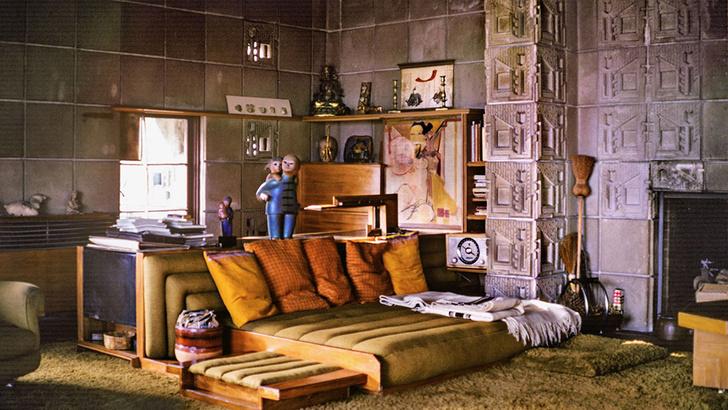 Фото №5 - В Калифорнии продается дом Фрэнка Ллойда Райта