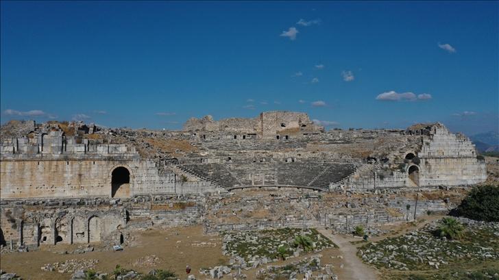Фото №1 - В Турции археологи обнаружили дома возрастом 2400 лет