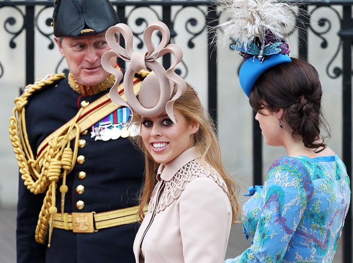 Фото №2 - Принцесса-карьеристка: 10 фактов о Беатрис Йоркской