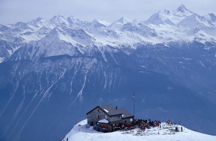 Фото №11 - 10 лучших горнолыжных курортов Швейцарии