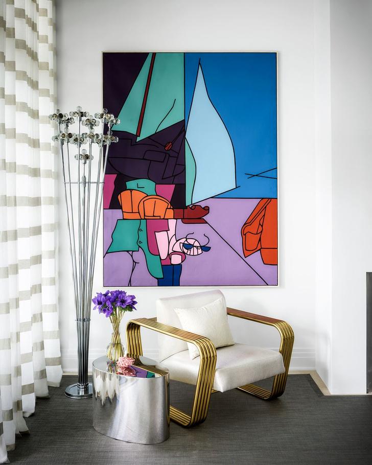 Фото №5 - Дом в Палм-Бич для коллекционеров искусства