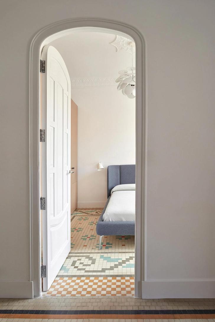 Фото №4 - Квартира в доме 1920-х годов в Валенсии