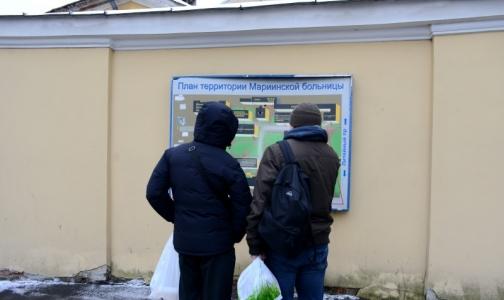 Фото №1 - В Петербурге остановили строительство нового корпуса Мариинской больницы