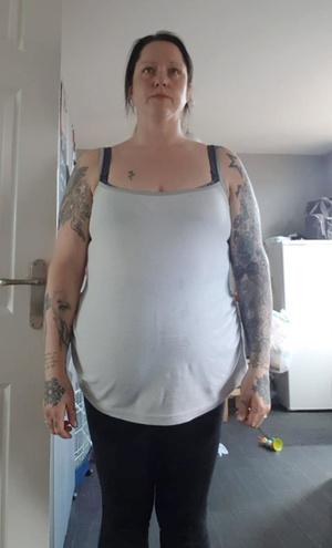 Фото №3 - Мама шестерых детей сбросила 63 кг, отказавшись от спорта