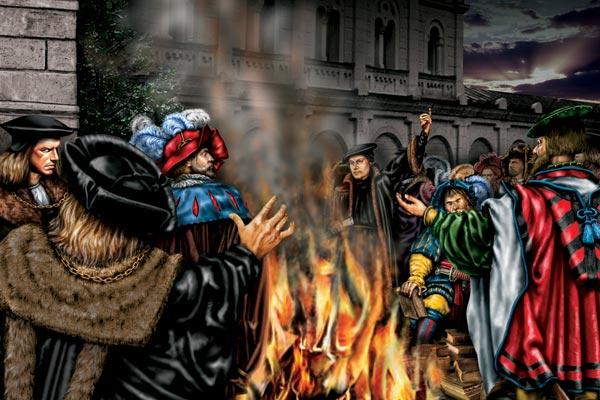 Фото №1 - Реформация и ее «апостолы»