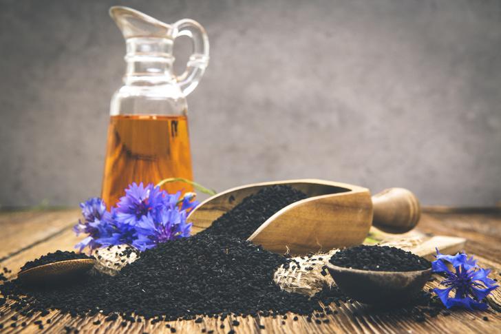 масло чёрного тмина применение
