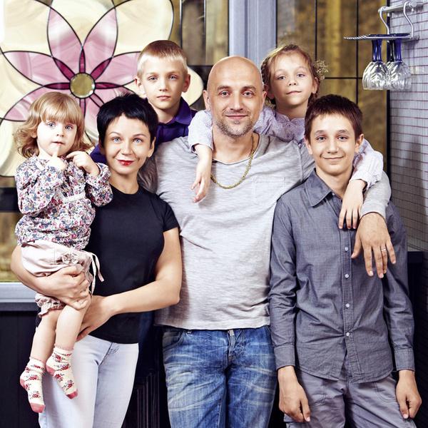 Фото №1 - Захар Прилепин: монолог об отцовстве, отцах и детях