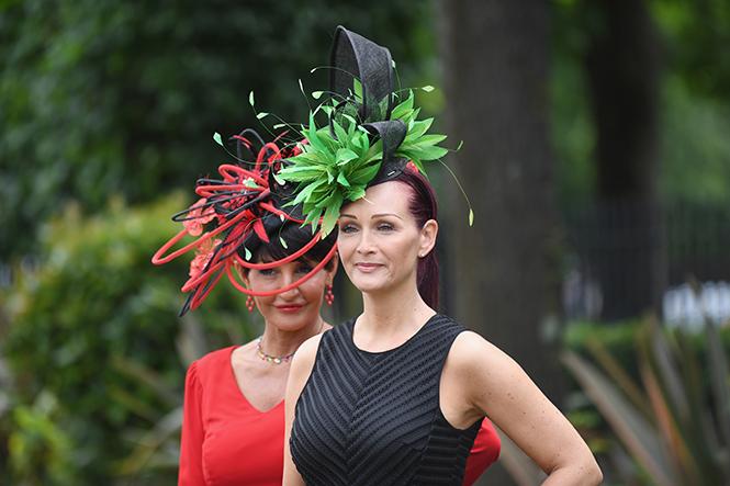 Фото №23 - Принцесса и жених: самое интересное на Royal Ascot 2017, день 4