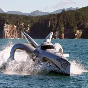 Фото №1 - Четверо в моторной лодке, не считая винтов