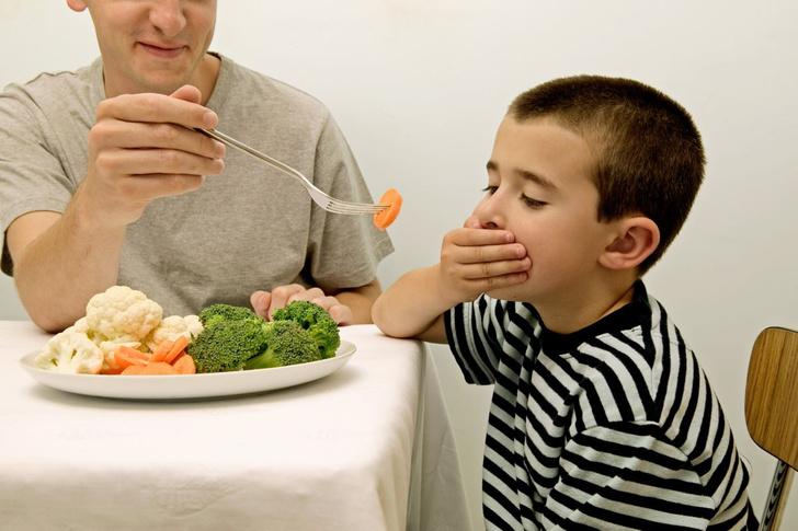 Фото №1 - Как заставить детей есть здоровую пищу