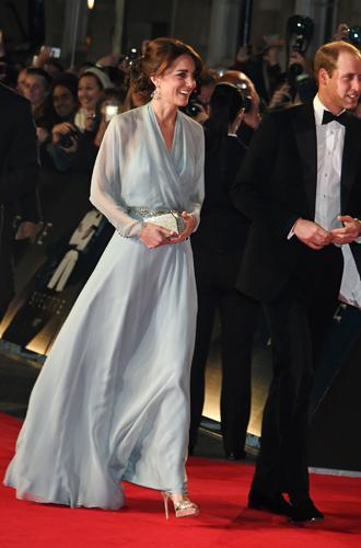 Фото №10 - 5 примеров того, как герцогиня Кембриджская затмила звезд