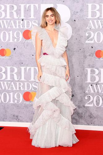 Фото №4 - 15 нелепых нарядов с красной дорожки BRIT Awards
