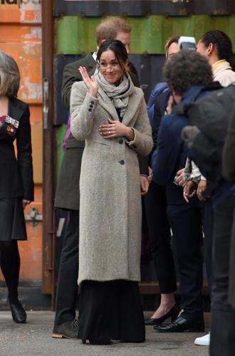 Фото №15 - Кейт, Шарлен или Меган: чьи наряды оказались самыми дорогими в 2018 году