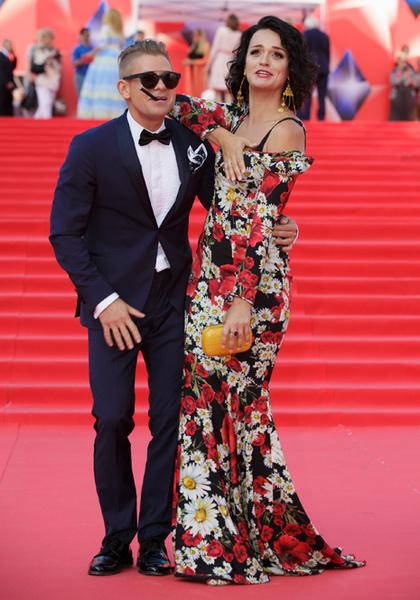 Фото №5 - Закрытие ММКФ-2016: самые интересные пары на красной ковровой дорожке