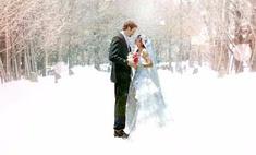 Зимняя свадьба: 6 самых популярных мифов