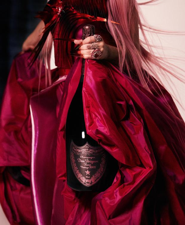 Фото №3 - Коллаборация Леди Гаги и Dom Pérignon