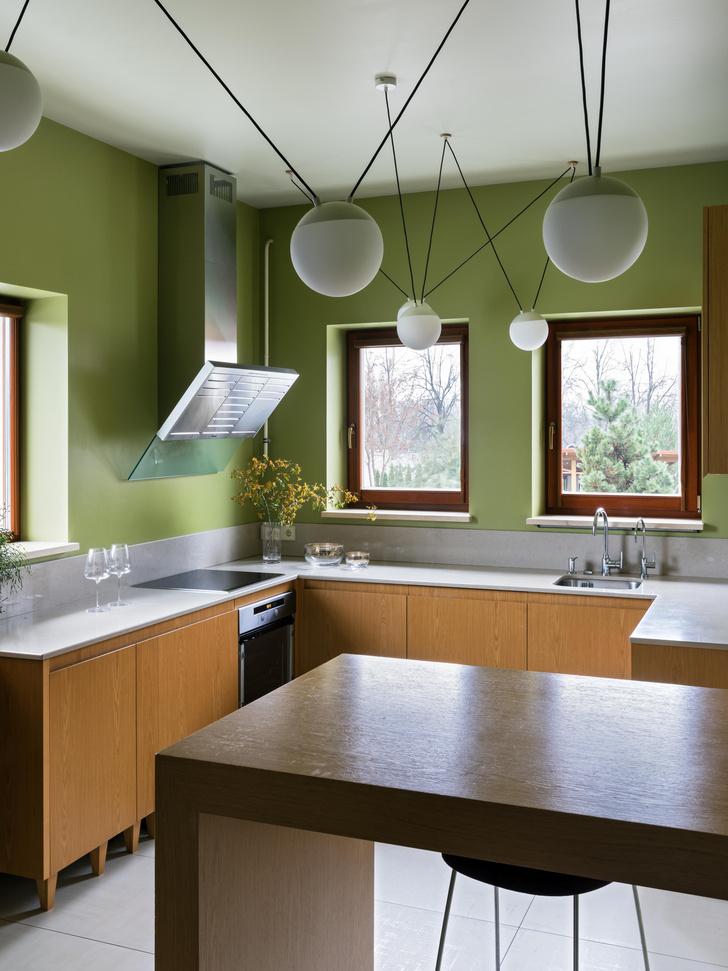 Фото №2 - Эргономика кухни: 5 советов дизайнера