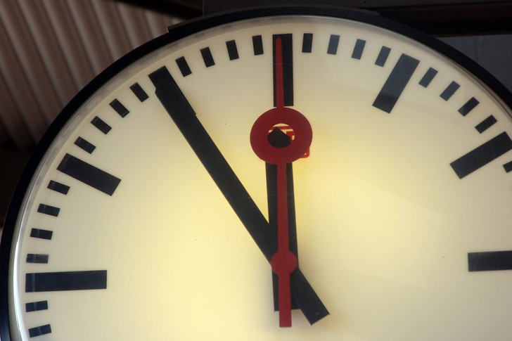 Фото №1 - Определены зоны мозга, отвечающие за понимание времени