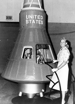 Фото №2 - Право женщины на космос
