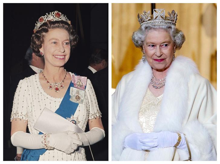 Фото №1 - Королевские драгоценности: самые роскошные украшения Елизаветы II