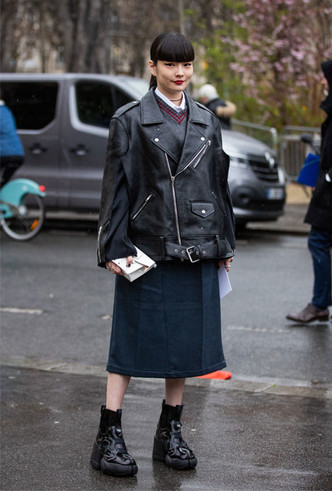 Фото №5 - Как выбрать идеальную кожаную куртку: советы стилиста