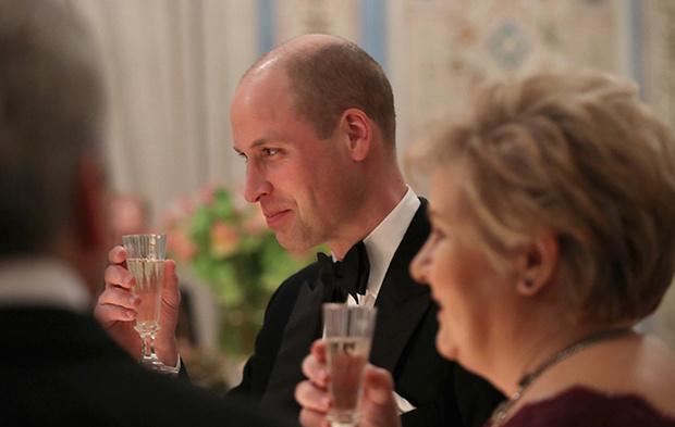Фото №28 - Кейт Миддлтон и принц Уильям в Норвегии: день первый