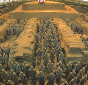 Фото №1 - Комната для души первого китайского императора