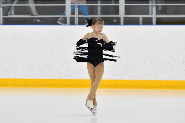 Фото №2 - Состоялись соревнования юных фигуристов— «Кубок Ирины Слуцкой»